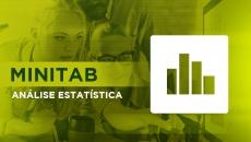 MINITAB - Análise Estatística